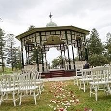 Garden wedding venues - outdoor wedding venues newcastle