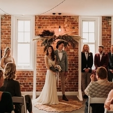 Sprout Dining Wedding ceremony venue newcastle