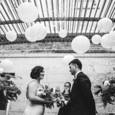 The Lock Up Ourdoor Wedding Ceremony Newcastle