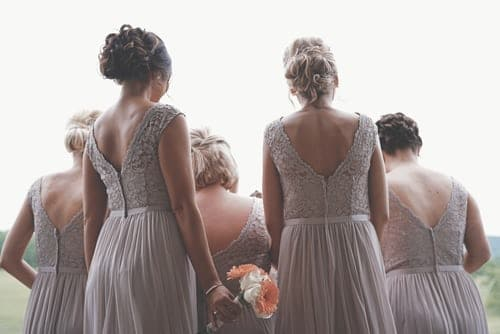 Newcastle S Top Reviewed Bridesmaid Dress Providers Your Newcastle Wedding