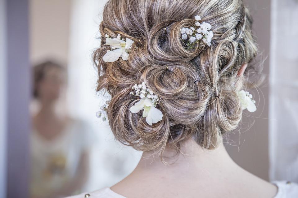 wedding hair stylist Newcastle NSW