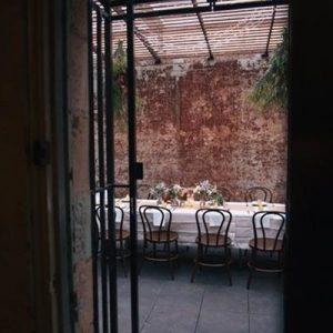 the lock up reception wedding venue Newcastle