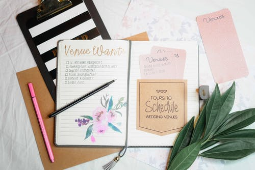 wedding planning help and advice