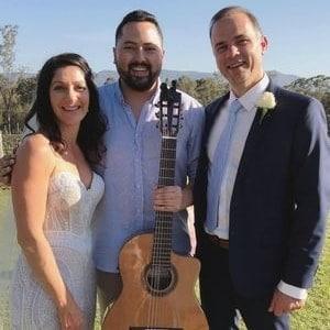 Nano's Music Newcastle West NSW Wedding SInger