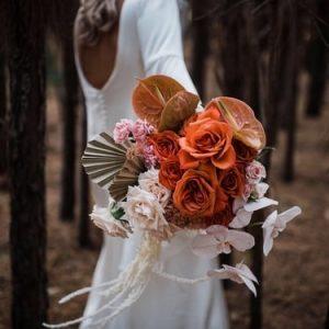 Pushing Pansies Wedding Florals Charlestown NSW