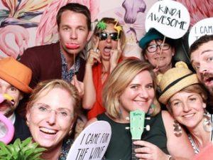 Azure Creative Wedding Photo Booths Newcastle NSW