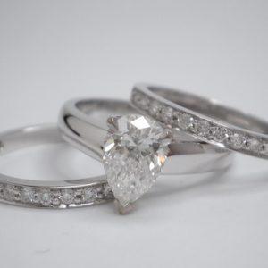 Craig Hilton Manufacturing Jeweller Wedding ring sets Newcastle NSW
