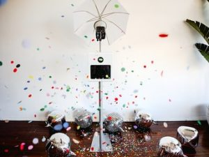 Creative booth Wedding Photo Booths Mayfield NSW