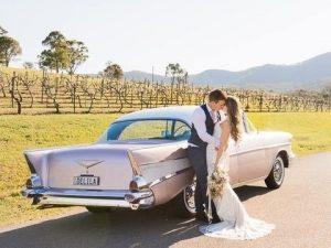 Dollface Garage Warners Bay NSW Wedding Car Hire