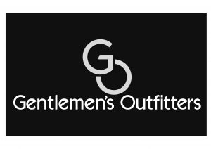 Gentlemen's Outfitters Logo Newcastle wedding suits