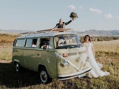 Hunter Valley Kombi for Weddings Lambton NSW