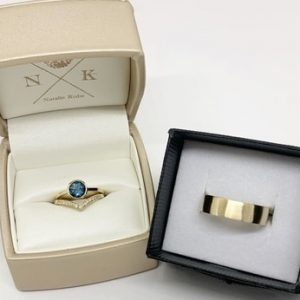 Natalie Kube Fine Jewellery womans and mens wedding rings Newcastle NSW