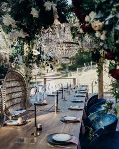 White Roses Styling for Weddings Carrington NSW