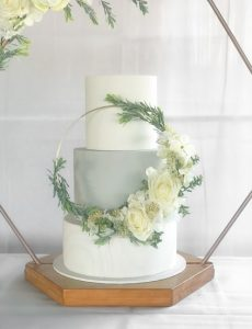 Cakes By Han Merewether NSW Wedding Cakes