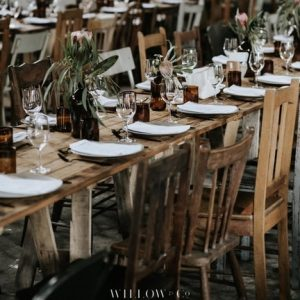 Crab Apple Wedding Hire and Style Maryville NSW