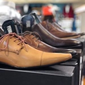 Gentlemans Outfitters Charlestown Wedding Shoes for men