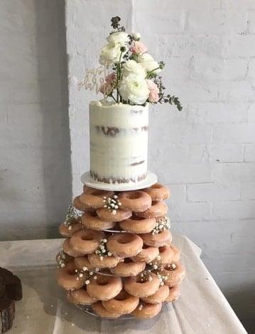 Ash Bakes Cakes Wedding Cakes Islington NSW