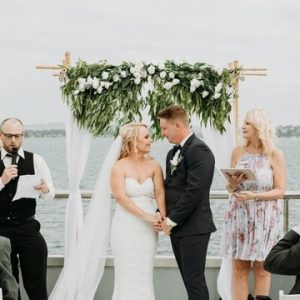 Belmont 16's NSW Wedding Venue for Ceremonies