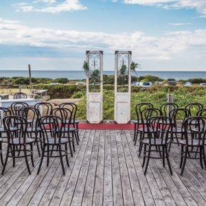 Caves Coastal Bar and Bungalows Ceremony Venue for Weddings Caves Beach NSW