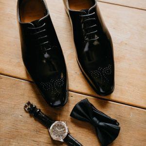 SK Menswear Flat Wedding Shoes Kotara NSW
