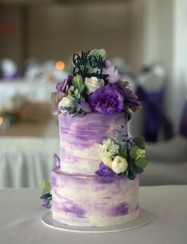 Salems Sweets Wedding Cakes Gateshead NSW