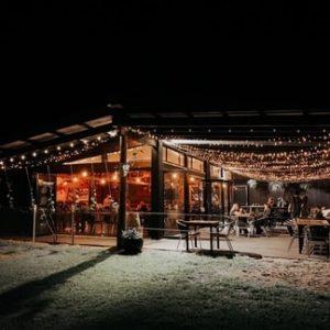 Valhalla Restaurant and Bar for Weddings Bobs Farm NSW