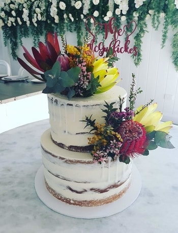 Cake Mumma Wedding Cakes Hamilton NSW
